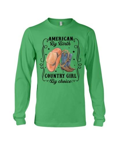American By Birth - Country Girl By Choice
