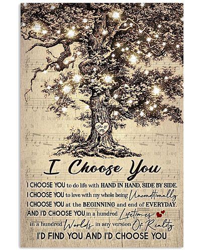 The Tree I Choose You