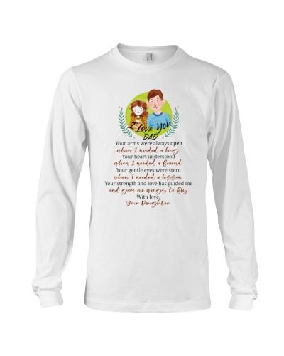 Daughter Dad - Your Heart Understood - Mug