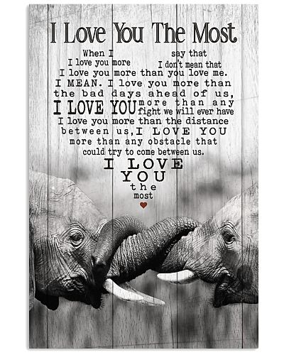 Elephant - I Love You The Most