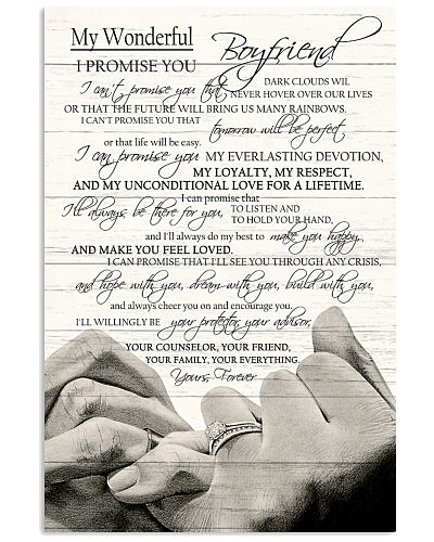 All Is Love - I Promise You - Poster