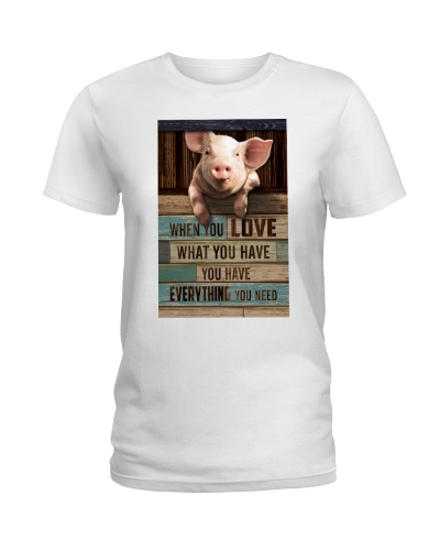 Pig - When You Love What You Have 3D