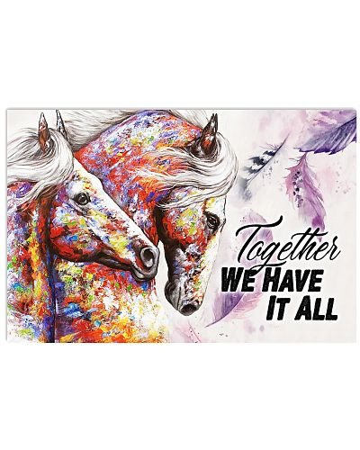 Horse - Together We Have It All