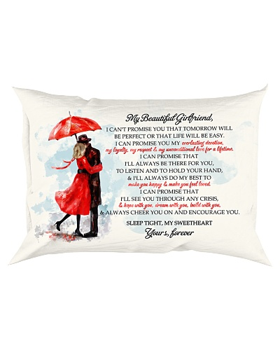 All Is Love - Girlfriend I Promise You - Pillow