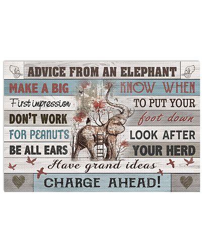 Advice From An Elephant