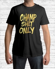 Champ Shit Only Premium Fit Mens Tee lifestyle-mens-crewneck-front-1