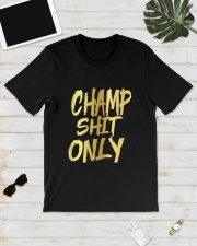 Champ Shit Only Premium Fit Mens Tee lifestyle-mens-crewneck-front-17