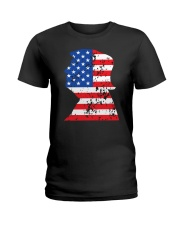 Trump is Our Preseident Ladies T-Shirt thumbnail