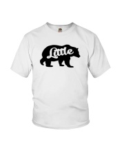 00x19 - Little Bear - I love mom Youth T-Shirt front
