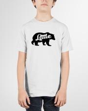 00x19 - Little Bear - I love mom Youth T-Shirt garment-youth-tshirt-front-01