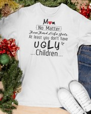 Special offers - Gifts for Mom Mothers Day  Classic T-Shirt apparel-classic-tshirt-lifestyle-front-82