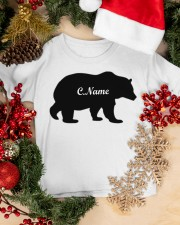 00x20 - Little Bear customize - I love mom Youth T-Shirt apparel-youth-tshirt-lifestyle-front-03