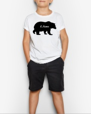 00x20 - Little Bear customize - I love mom Youth T-Shirt lifestyle-youth-tshirt-front-1