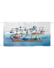 Science  32 Cloth face mask front