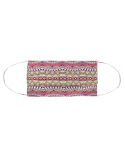 Peace and Love Cloth face mask aos-face-mask-coverlet-lifestyle-front-01