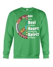 She Has The Spirit Of A Mermaid Crewneck Sweatshirt thumbnail
