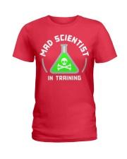 Science Ladies T-Shirt thumbnail