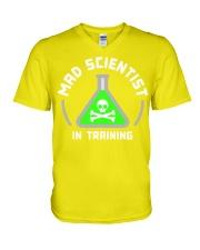 Science V-Neck T-Shirt thumbnail