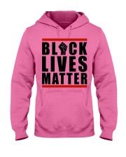 BLACK LIVES MATTER Hooded Sweatshirt thumbnail