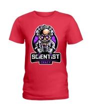 SCIENTIST Ladies T-Shirt thumbnail