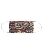 Native Americans Cloth face mask aos-face-mask-coverlet-lifestyle-front-01