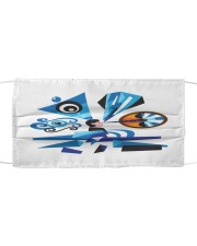 Science 35 Cloth face mask front