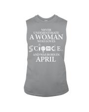 APRIL WOMAN LOVE SCIENCE Sleeveless Tee thumbnail