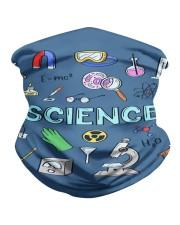 Science Neck Gaiter front