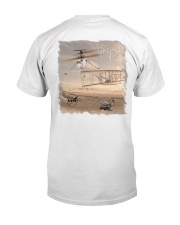 Mars Helicopter Classic T-Shirt back