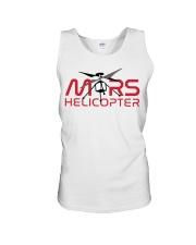 Mars Helicopter Unisex Tank thumbnail