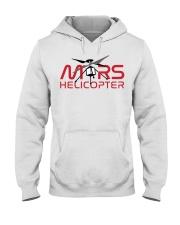 Mars Helicopter Hooded Sweatshirt thumbnail