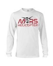 Mars Helicopter Long Sleeve Tee thumbnail