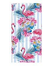 Flamingo Beach Towel front