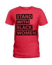 Human Rights Ladies T-Shirt tile