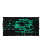 Science 7 Cloth face mask front