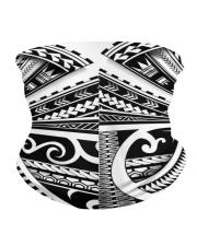 Polynesian Neck Gaiter back