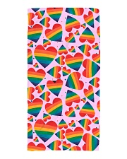 Love Is Love Beach Towel front