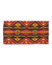Native Americans Cloth face mask front
