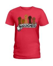 BLACK LIVES MATTER Ladies T-Shirt thumbnail
