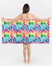 LGBT 21 Beach Towel aos-tc-beach-towels-lifestyle-front-01