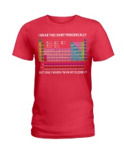 Science Ladies T-Shirt thumbnail