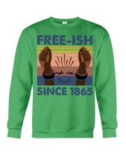 BLACK LIVES MATTER Crewneck Sweatshirt thumbnail