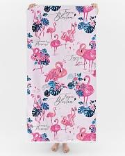 Flamingo Beach Towel aos-tc-beach-towels-lifestyle-front-04