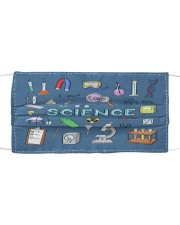 Science  15 Cloth face mask front