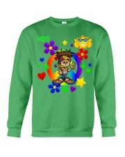 420 Hippie Crewneck Sweatshirt thumbnail