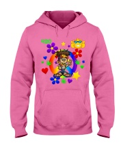 420 Hippie Hooded Sweatshirt thumbnail