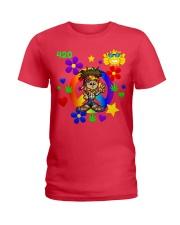 420 Hippie Ladies T-Shirt thumbnail