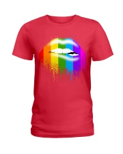 BE DIFFERENT Ladies T-Shirt thumbnail