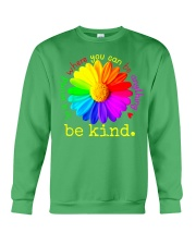 Be Different Crewneck Sweatshirt thumbnail