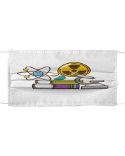 Science  5 Cloth face mask front